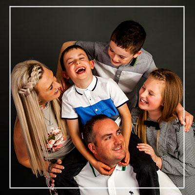 View our Stunning Family Portrait Photography...