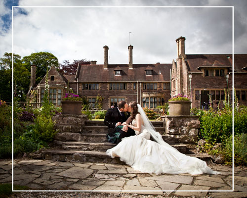 Real Life Wedding Photography at Gean House, Scotland